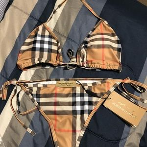 Authentic Burberry Two piece small